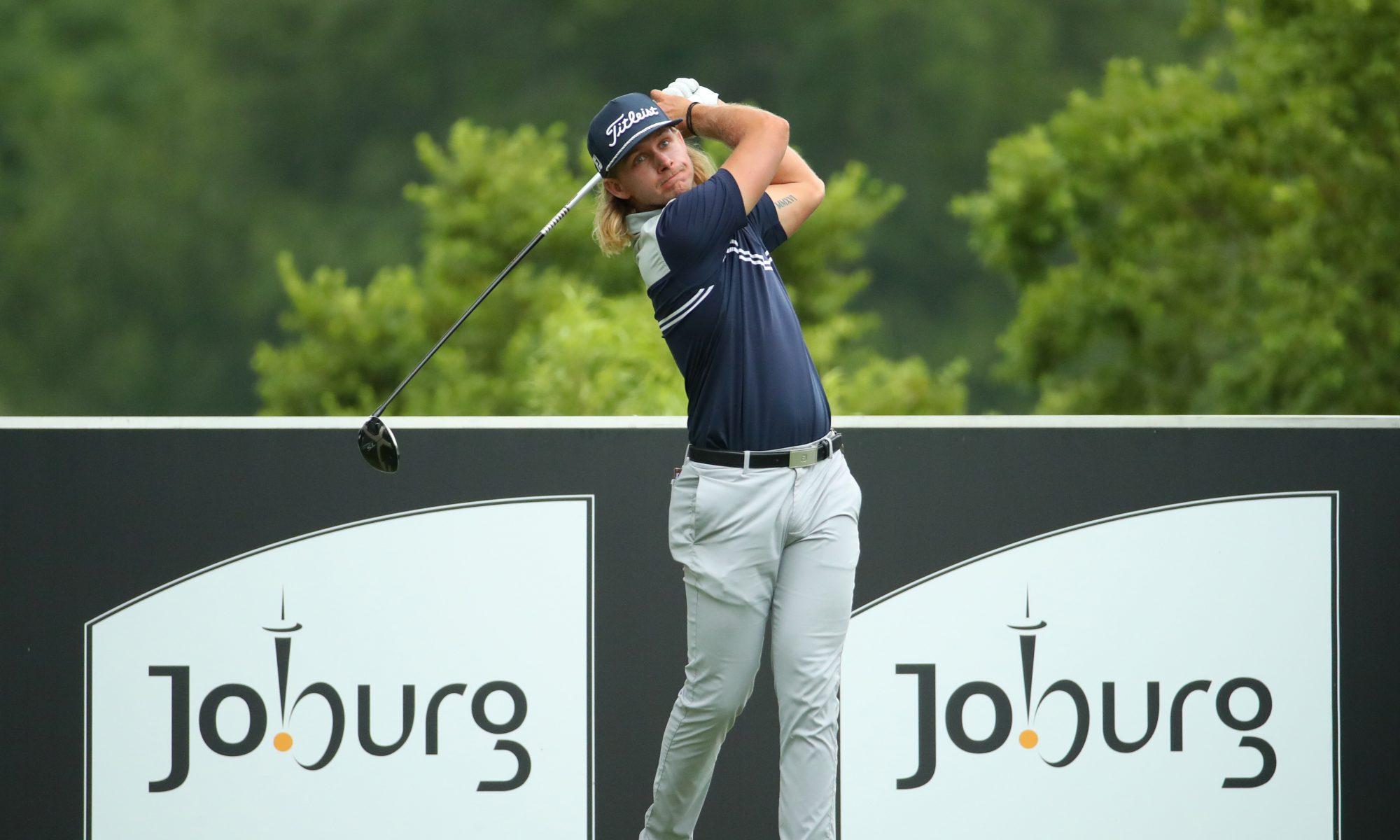Maverick Antcliff | Professional Golfer | European Tour